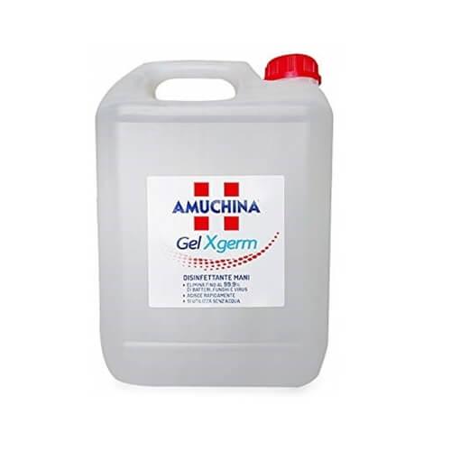 amuchina gel auto asciugante presidio medico chirurgico